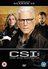 CSI Vegas: The Complete Season 15 (DVD)
