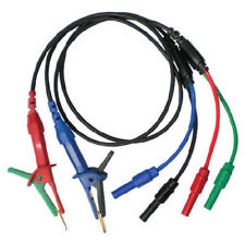 Extech 380565 Test Leads With Kelvin Clips For Model 380580