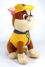 New XLarge 14''  Paw Patrol RUBBLE Stuffed Animal Toy.USA.Licensed Plush. LARGE