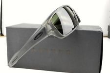 Oakley TURBINE Sunglasses Matte Grey INK Dark Grey Lens 9263-18