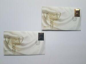 Australia 2010 Melbourne Cup.150th Gold & SILVER stamp FDC. no 338/500 1170/5000
