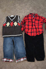 Lot Toddler Boy crazy 8 Gymboree