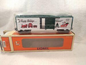 Lionel 6-16273  1997  Christmas Box Car  NIB