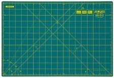 OLFA RMSG - Plancha de corte para cutters rotativos con escala en pul.