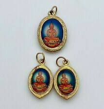 Buddha Amulet Pendant From Thailand (Available in 2 Options) (Sap20)