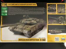 T-90 MBT Russian Main Battle Tank Zvezda in scala 1/35. NUOVO