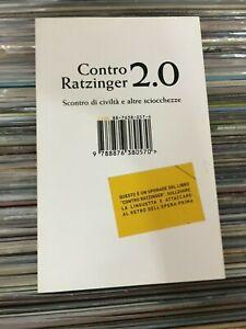 CONTRO RATZINGER 2.0 con etichetta originale
