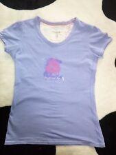 regatta purple/lilac cotton top size 10