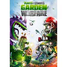 Plantas Vs Zombies Garden Warfare Juego de PC-Totalmente Nuevo!