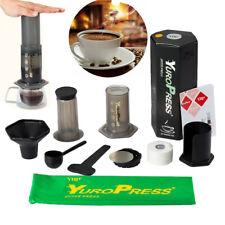 Filter Espresso Coffee Maker French Press Coffee Pot For Aero Press Machine
