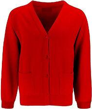 Skooleez School Uniform Fleece Sweat Cardigan Bottle Green 5-6 Years
