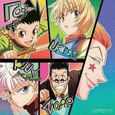Hunter X Hunter anime Music Soundtrack Japanese Cd 3 tv anime
