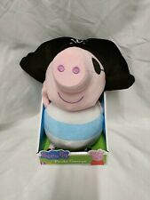 Peppa Pig Pirate George Plush Toy - 3 to Collect - Brand New & Box - 18 Months +