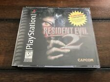 Resident Evil 2 (PS1) COMPLETE