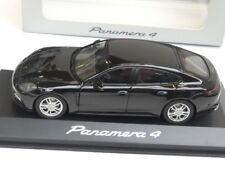 1/43 Herpa Porsche Panamera 4 schwarz metallic WAP0207100G