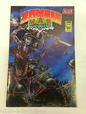 Zombie War #1 Comic Book FantaCo 1992
