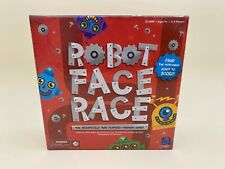 Educational Insights Robot Face Race Game New in Box