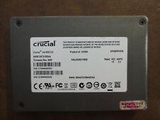"Crucial CT064M4SSD1 SW Rev:000F 64gb 2.5"" Sata SSD"