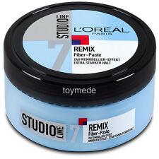 LOREAL Studio Line REMIX Special FX Fiber Paste 150ml 24h Halt Haare Styling men