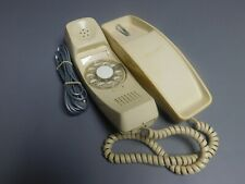 """GTE Vintage Telephone Dial """"Trimline"""" Automatic Electric Rotary Dial Desk Phone"""