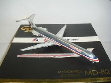 "Gemini Jets 200 American Airlines AA MD-82 ""1990s Color - Polish"" 1:200 Diecast"