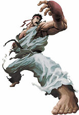 Framed Game Character Print – Ryu Street Fighter (Picture Poster Art XBOX PS4)