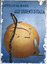 APPELLO AL MARE AGLI STUDENTI D ITALIA Regia Accademia Navale Fascismo Storia. .