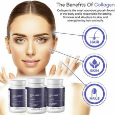 Collagen Max Protein - High Strength 1500mg - Hydrolysed Collagen  90 Capsules