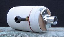 New 3 Way Mogul Base Light Socket in Unglazed Porcelain