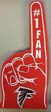 Atlanta Falcons Foam Finger #1 Fan - 18 in! Great for Game Day Party!