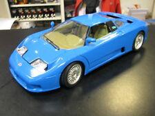 Bburago Bugatti EB110 1:18 blauw (B)