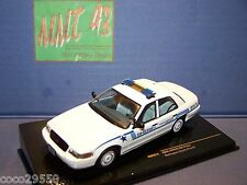 1/43 Police Ixo Ford Crown USA Police