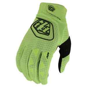 Troy Lee Designs AIR Gloves - Solid Glo Green - Motocross, BMX, MTB