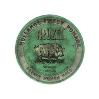 Reuzel Green Pomade (Grease Medium Hold) 113g Styling Hair Pomade