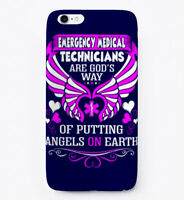 Emergency Medical Technicians Angels Gift Phone Case iPhone