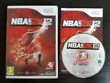 NBA 2K12 - Nintendo Wii / Wii U - PAL - Fast P&P! - Basketball, 2K Sports, 2012