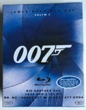 THE JAMES BOND COLLECTION, VOL. 1 (BLU-RAY) (BOXSET) IMPORT