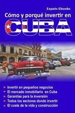 Como y Por Que Invertir en Cuba by Giovanni Caporaso Gottlieb (2016, Paperback)