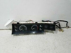 1983-1984 subaru brat speedometer gauge cluster GL w/tach & trip meter 180k oem