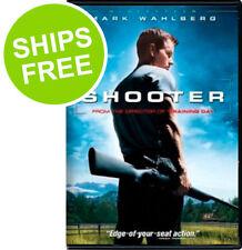 Shooter (DVD, 2007) NEW, Sealed, Mark Wahlberg, Michael Pena, Rhona Mitra