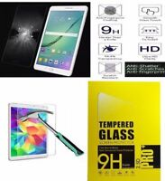 """100% Tempered Glass Screen Protector For Samsung Galaxy Tab A 10.1"""" T580 2016"""