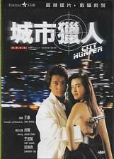 City Hunter DVD Jackie Chan Joey Wang Chingmy Yau NEW R3 Leon Lai Eng Sub Comedy
