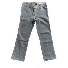 Hosengröße W30 Normalgröße Damenhosen aus Baumwollmischung
