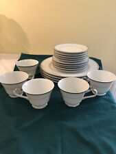 5 Place Setting MINUS 1 Dinner Plate. Imperial China Dalton Collection Sincerity