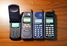 Motorola StarTac MicroTac Series Gsm International Phone Unlocking Service