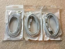 Apple Lightning Cable 3-Pack 3M 10FT iPhone iPod Charger 6s 7 8 Plus X XR XS Max