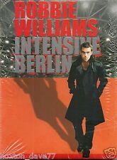Robbie Williams Intensive Berlin DVD: live Velodrom, Berlin Okt 9 2005 Take That