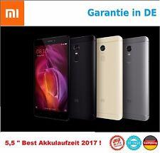 Xiaomi Redmi Note 4X Pro EU Octa Core 4G Android Smartphone Handy ohne Vertrag