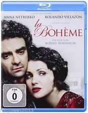 La Boheme [Blu-ray] Anna Netrebko, Rolando Villazon, Nicole Cabell * NEU & OVP *