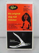RESCO 727 DOG NAIL TRIMMER  Small Medium & Cats nail Trimmer